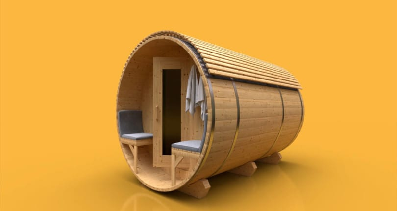 The Barrel Sauna Is Smarter Than You Think
