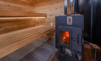 The best wood burning sauna stove
