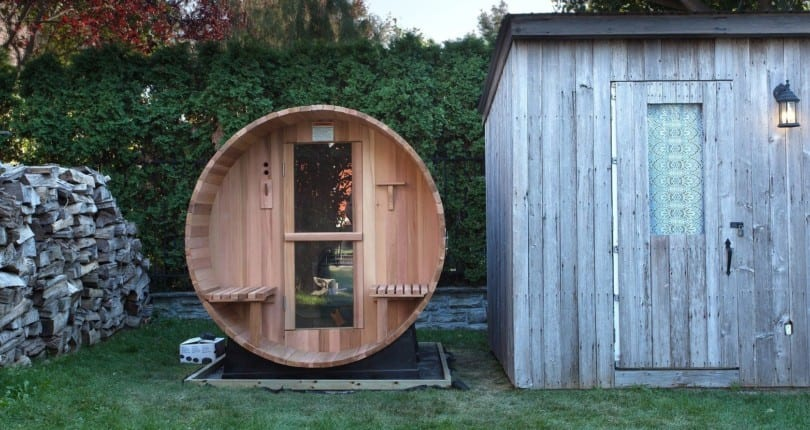 Home Outdoor Sauna Inspiration, Reviews, Tips, and Kits For Sale