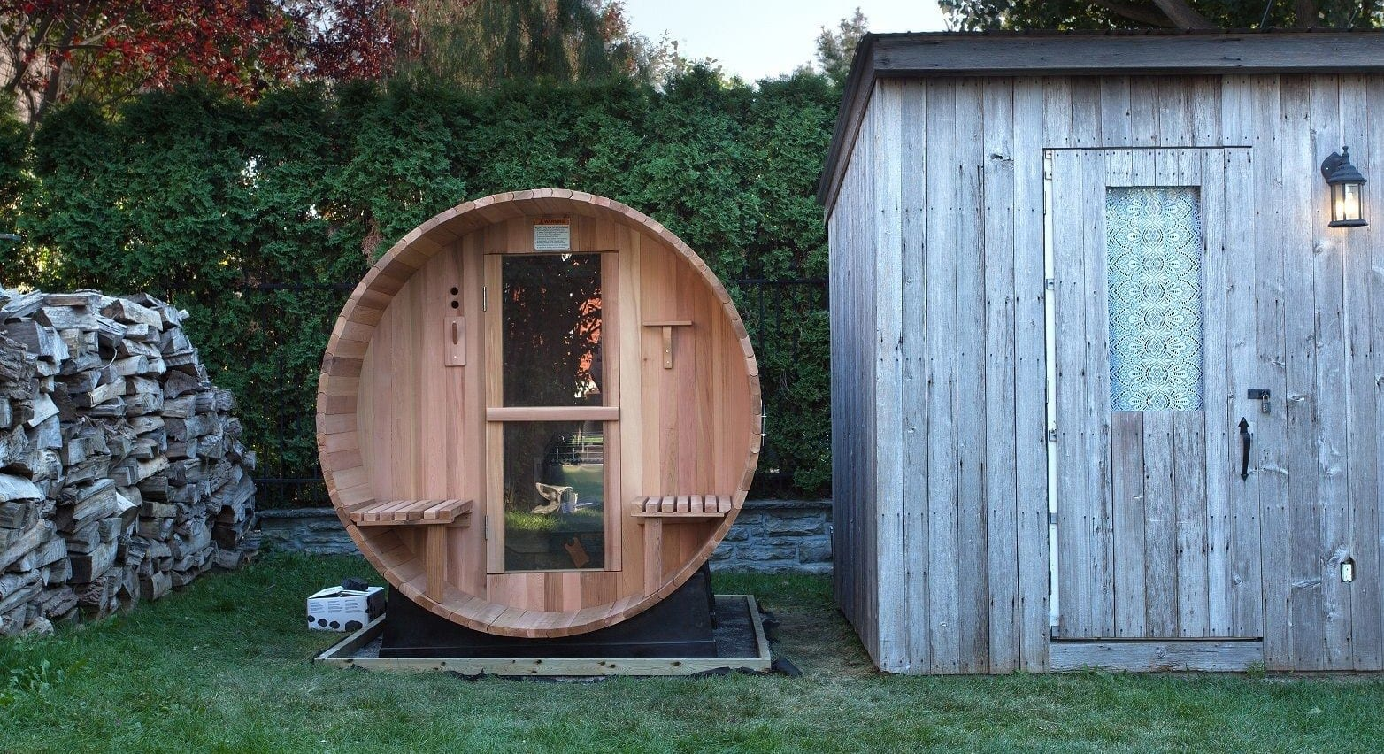 Find The Perfect Home Outdoor Sauna For Sale | Reviews, Tips, and Kits