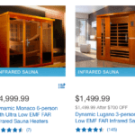 costco sauna reviews
