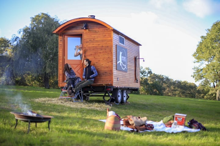 The Mobile Sauna Rental Market Has Wheels - and Business is Booming 1