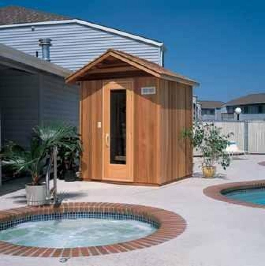 Outdoor Sauna Cabin Kits For Sale - Best Online Prices and Reviews 8