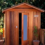 Outdoor Sauna Cabin Kits For Sale - Best Online Prices and Reviews 15