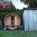 Outdoor Sauna Cabin Kits For Sale - Best Online Prices and Reviews 18