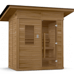Outdoor Sauna Cabin Kits For Sale - Best Online Prices and Reviews 20