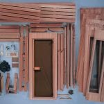 Outdoor Sauna Cabin Kits For Sale - Best Online Prices and Reviews 10